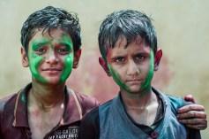 tamil nadu, india, red hills, holi, portraiture, portrait, marwari community