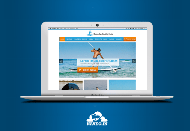 Visit the new website - Mission Bay Stand Up Paddle