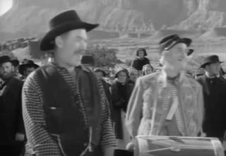 wagon master ward bond