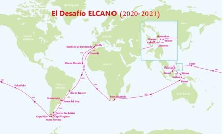 La próxima aventura de Jimmy Cornell: Desafío ELCANO
