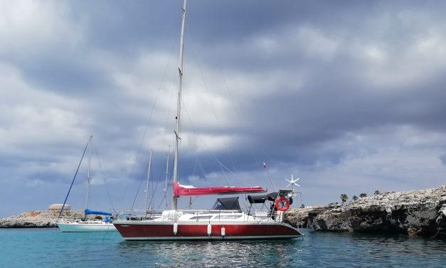 Proyecto de cruce del Atlántico: Mataró-Martinica