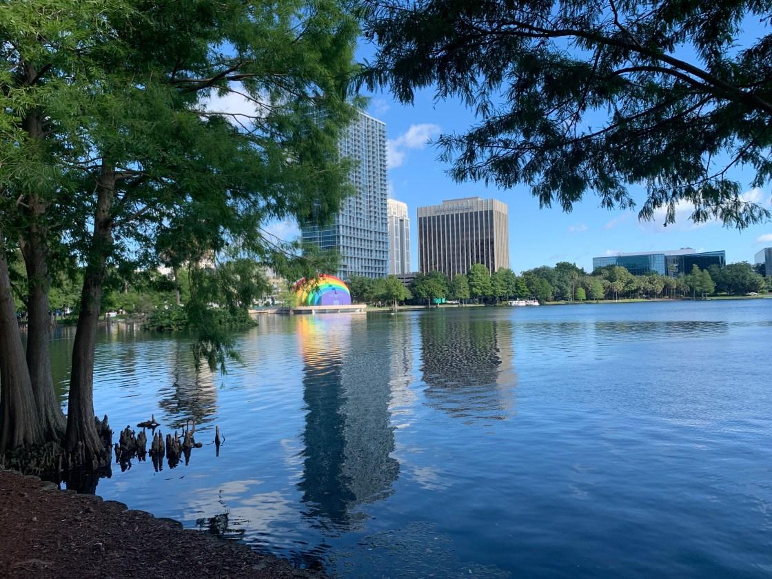 Centre ville de Orlando, à faire