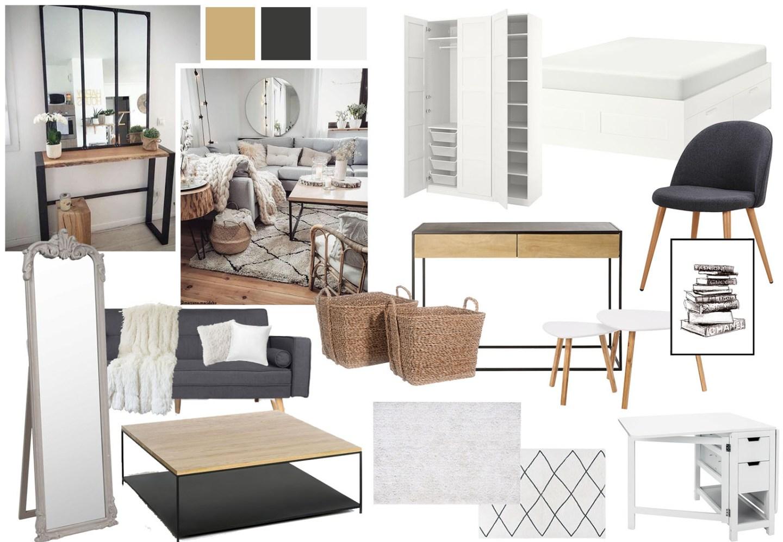 Wishlist de décoration pour appartement