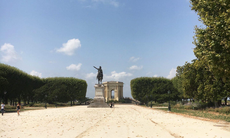 Montpellier, une ville à visiter en France