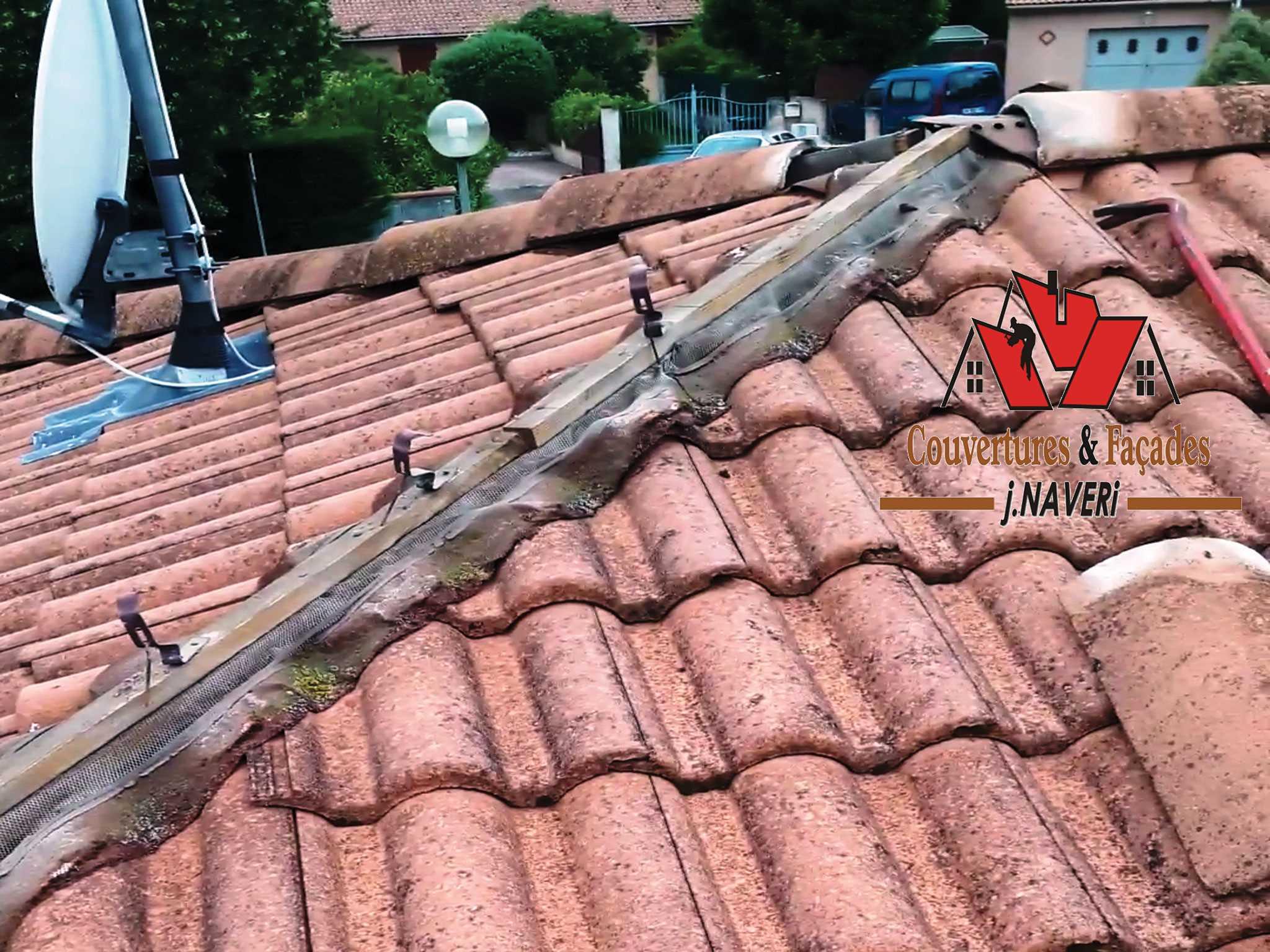 recherche fuite toiture 31