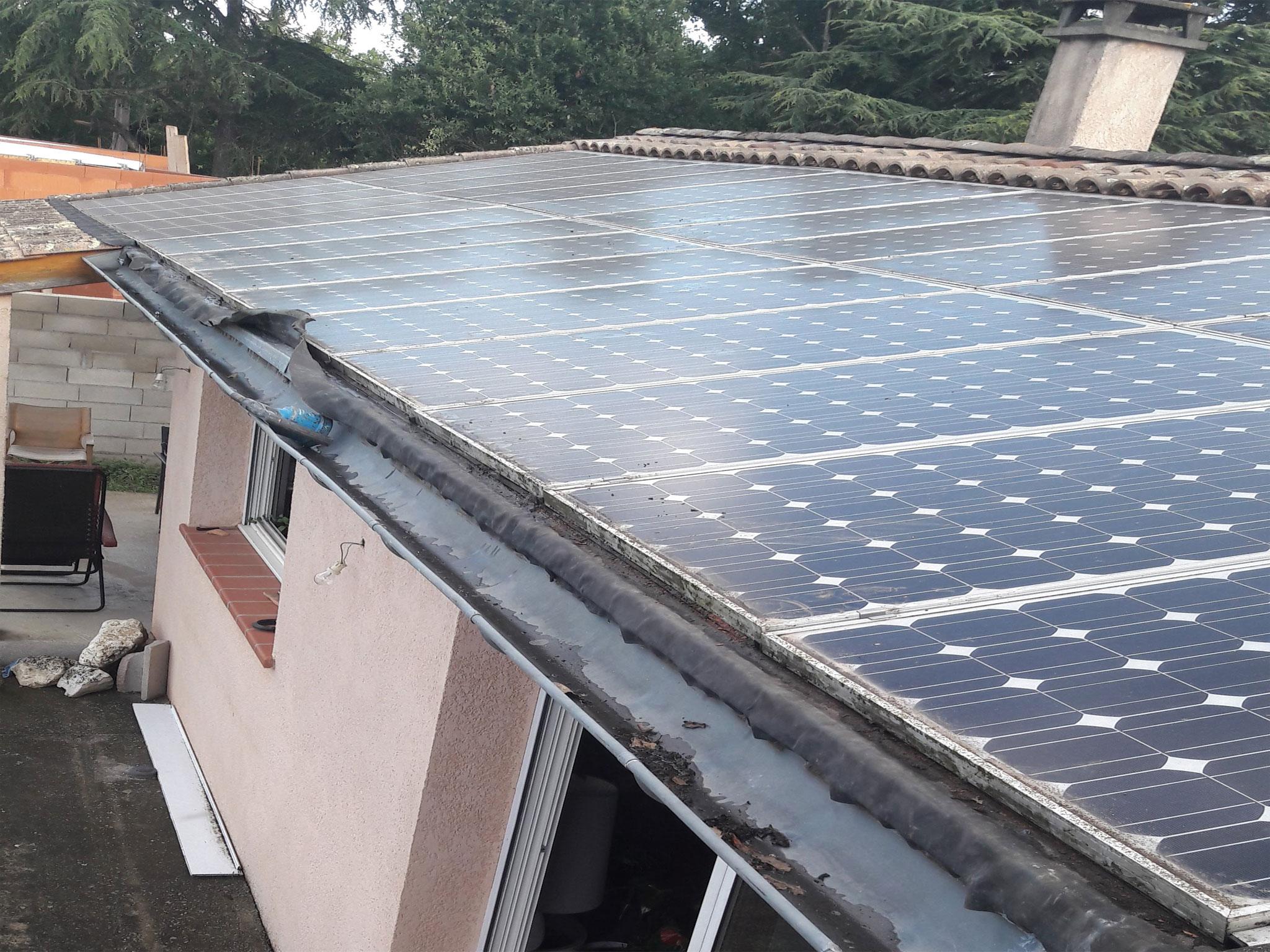 panneaux solaire -photovoltaïques