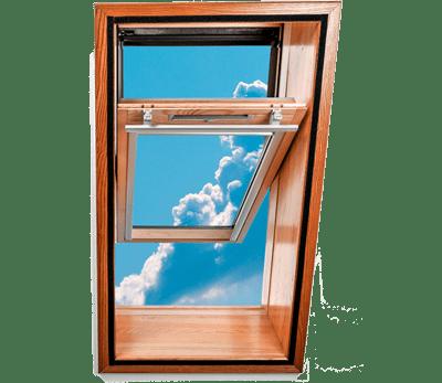 fenêtre de toit-VELUX_aménagement de combles