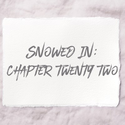 Snowed In: Chapter Twenty Two