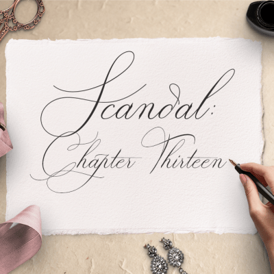 Scandal: Chapter Thirteen