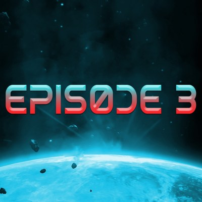 The Space Pirate's Captive: Episode 3