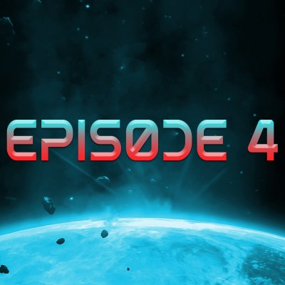 The Space Pirate's Captive: Episode 4