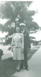 Vivian and Ken Watters