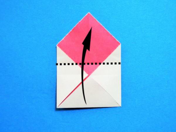 ハート 折り紙 簡単に作れる折り紙 : xn--o9ja9dn55ayerin411bcd3afbgz3gd4y.jp