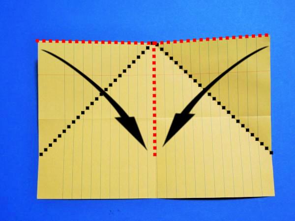 クリスマス 折り紙 折り紙 手紙 : xn--o9ja9dn55ayerin411bcd3afbgz3gd4y.jp