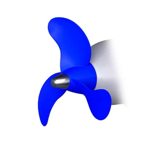Aquamot Ersatzpropeller Trend 2.2 und 4.3