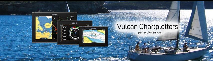 B&G Vulcan Kartenplotter