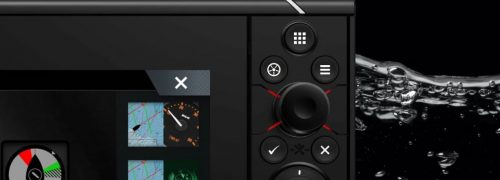 B&G Zeus3S Multifunktionsdisplay Kartenplotter