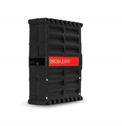 BOS LE300 Lithium Ionen Erweiterungsbatterie 2er Block -2