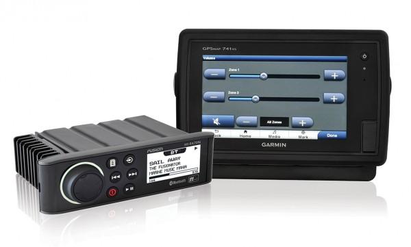 Fusion MS-RA70 Marine Radio mit Garmin