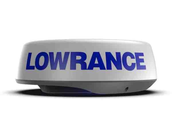 Lowrance Halo24 Radar Lowrance