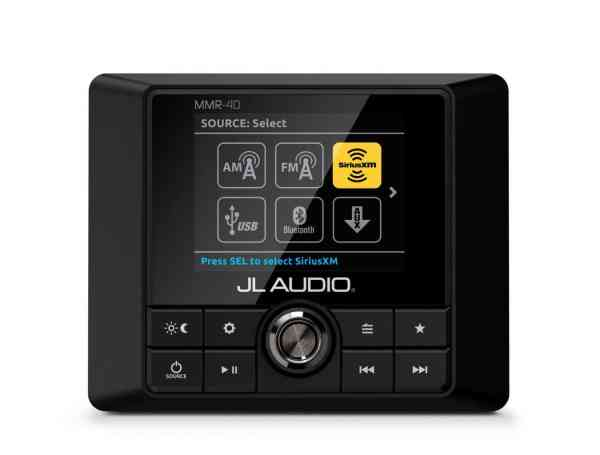 JL Audio MMR-40 Bedieneinheit Front