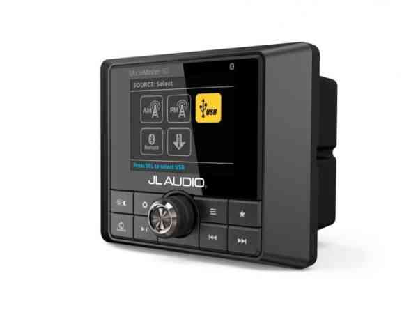 JL Audio MediaMaster MM50 Bedieneinheit