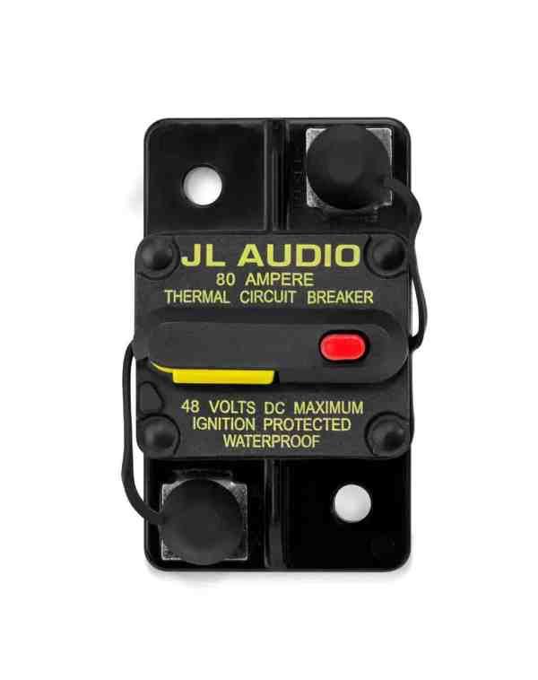 JL Audio Sicherungsautomat 80 Amp.