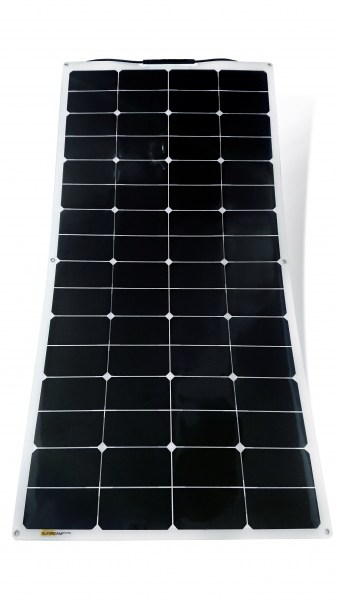 SUNBEAMsystem Nordic 104W Jbox Solar Modul von oben