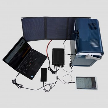 SunBEAM System Smart Power Station, 154Wh