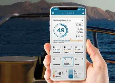 Simarine Smart Phone APP