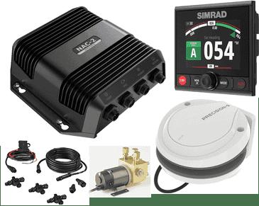 Simrad AP44M Hydraulik Pack, Art. Nr. 0-13291-001