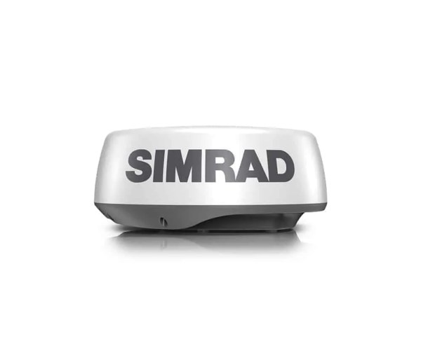 Simrad Halo 20 Pulskompression Radar
