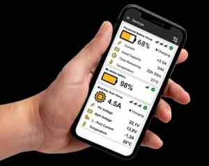 Sunbeam Smart Lithium App