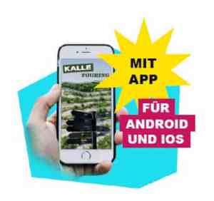Trittbrett Kalle Touring App