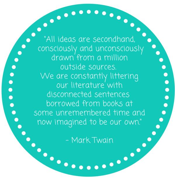 Originality - Mark Twain