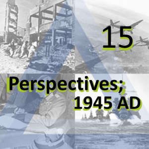 1945 ad - perspectives