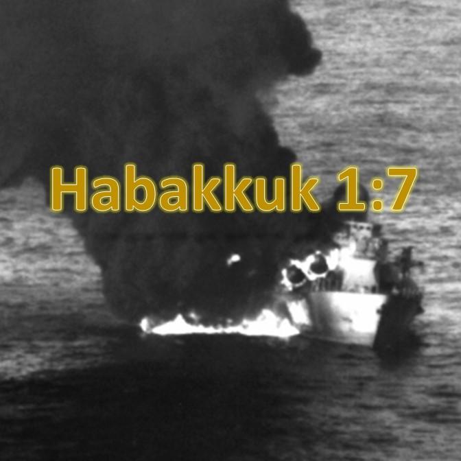 Habakkuk 1:7