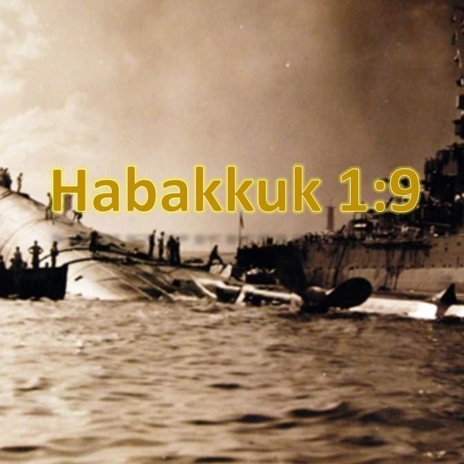 Habakkuk 1:9
