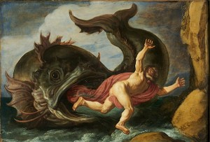 Jonah and the Big Fish to Nineveh