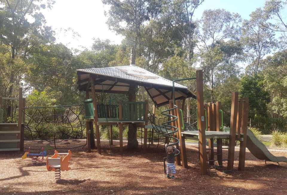 Raven Street Reserve Playground