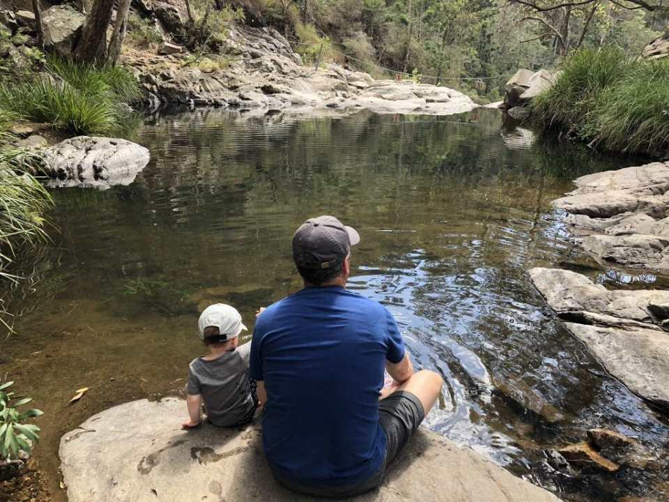 Cedar Creek Mount Tamborine