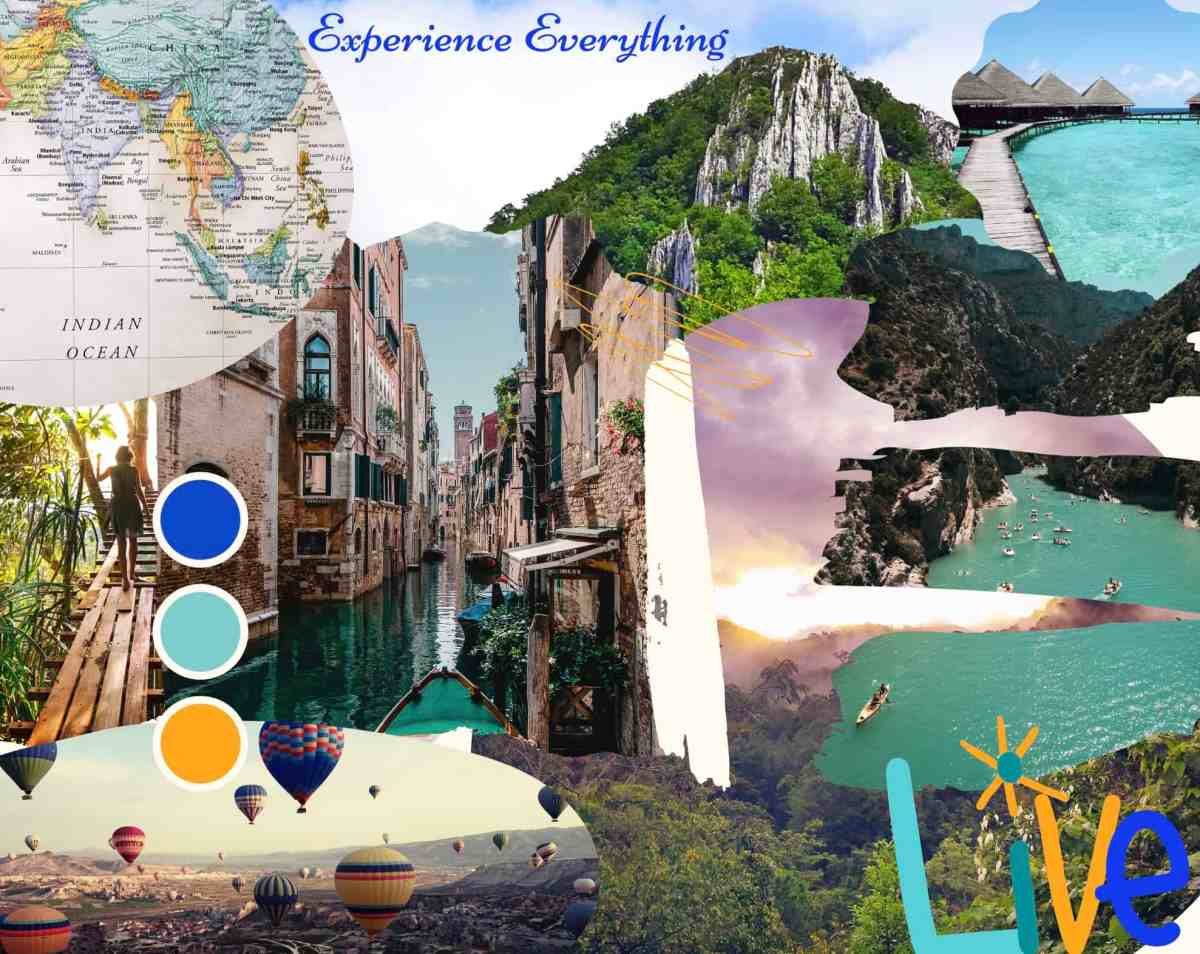 Navigating This Space - vision board examples