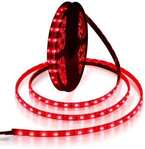 Red LED Flexible Strip