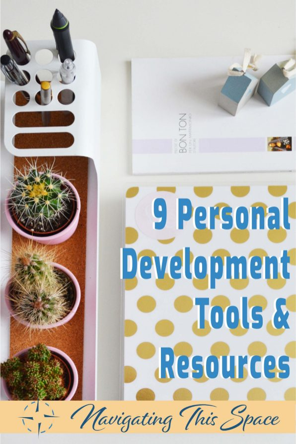 9 Personal development tools and resources
