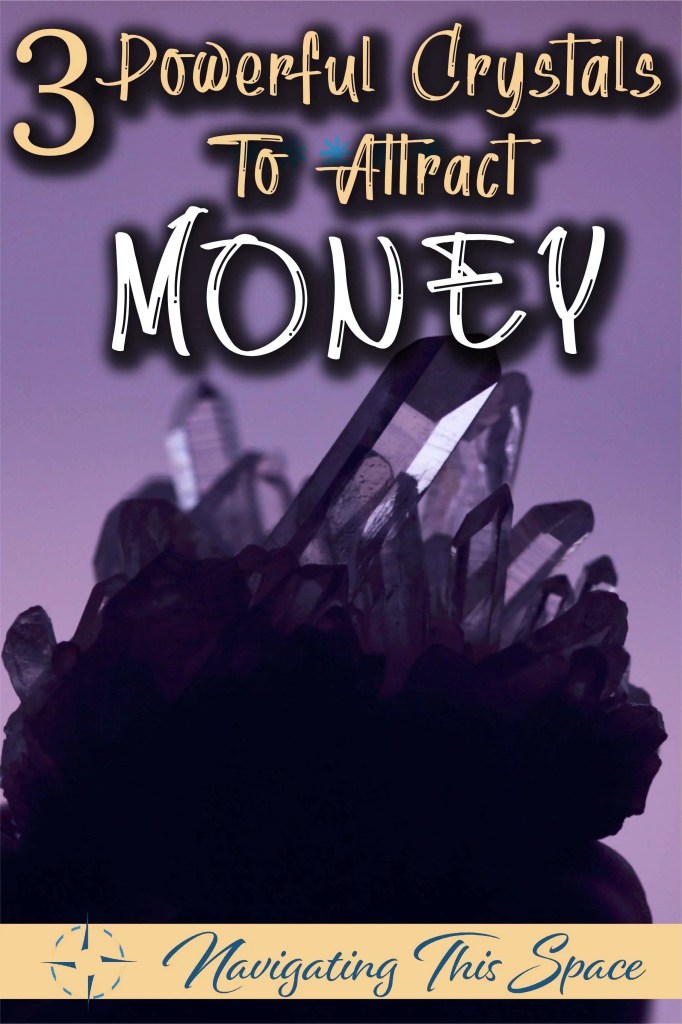 3 powerful crystals to attract money