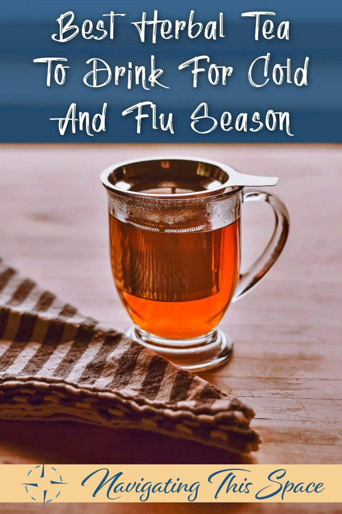 Best herbal tea to drink for cold and flu season