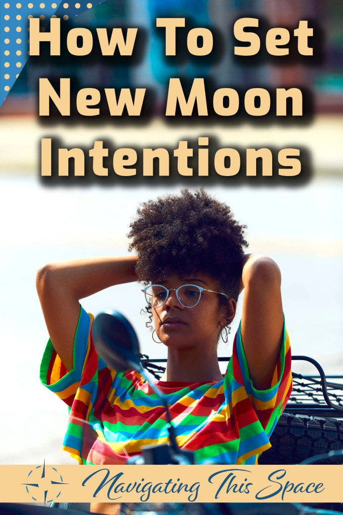 How to set new moon intention
