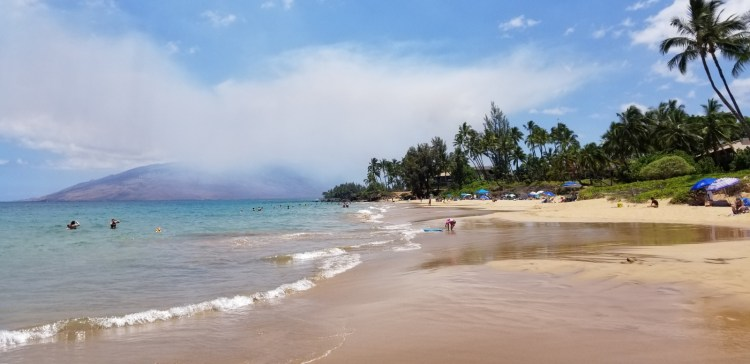 best beaches, Kama'ole beach