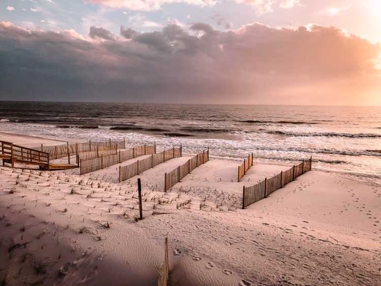 best beaches, cape san blas