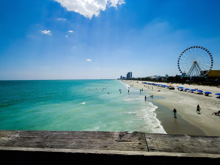 best beaches, myrtle beach